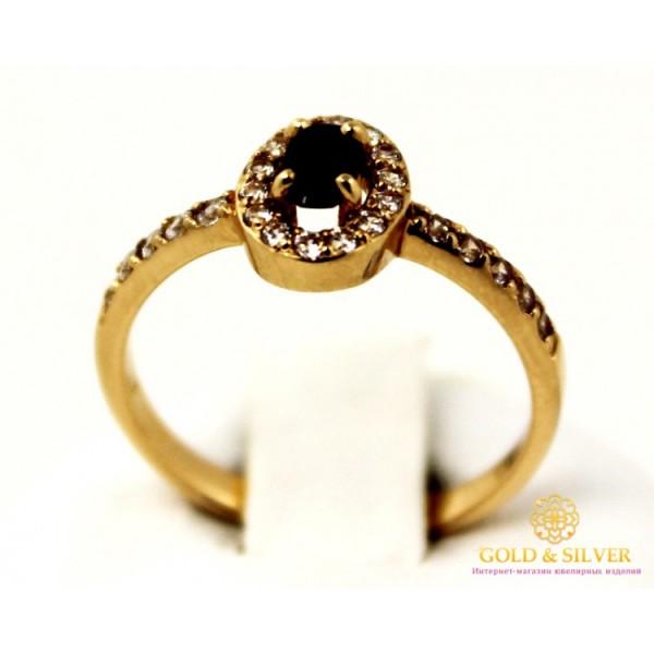 Золотое кольцо 585 проба. Женское Кольцо с красного золота. 2,21 грамма. kv602010i , Gold & Silver Gold & Silver, Украина