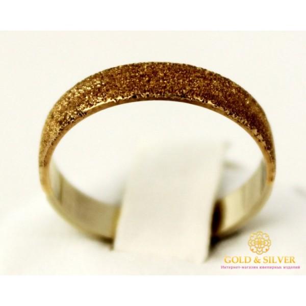 Золотое кольцо 585 проба. Обручальное Кольцо ok188 , Gold & Silver Gold & Silver, Украина
