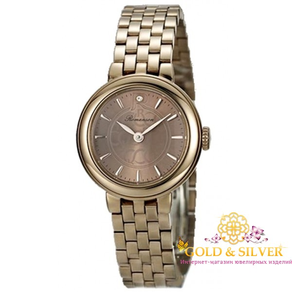 Женские часы Romanson PA2643CLRG , Gold & Silver Gold & Silver, Украина