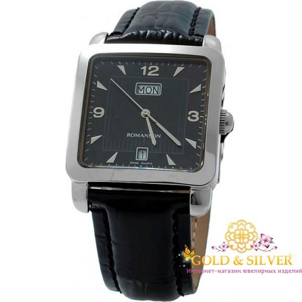 Мужские часы Romanson TL1579CXWH , Gold &amp Silver Gold & Silver, Украина