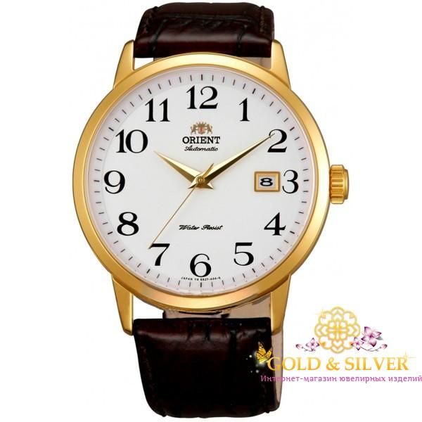 Мужские часы ORIENT механические с автоподзаводом FER27005W0  , Gold & Silver Gold & Silver, Украина