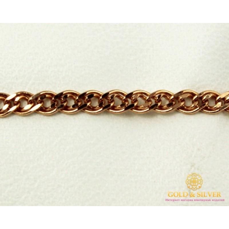 золотой браслет женский 585