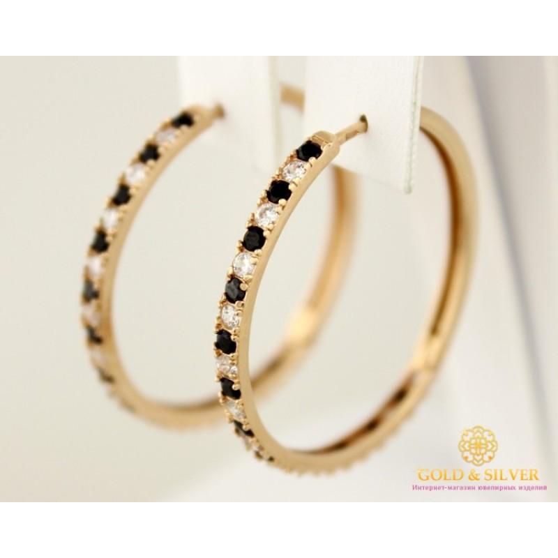 золотые кольца серьги фото и цены