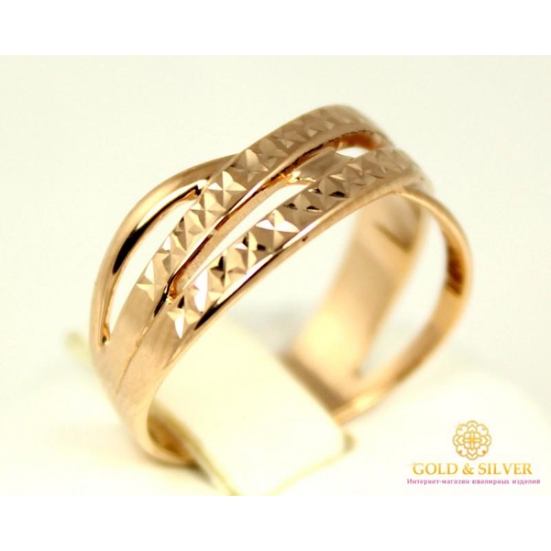 фото без вставок кольцо золото