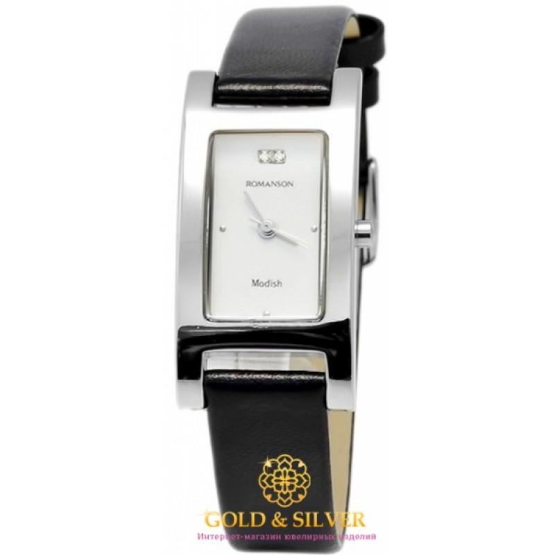 Брендовые часы Romanson
