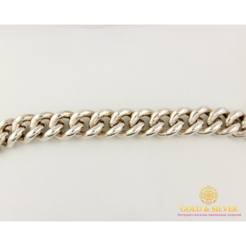 Золотой браслет панцирь