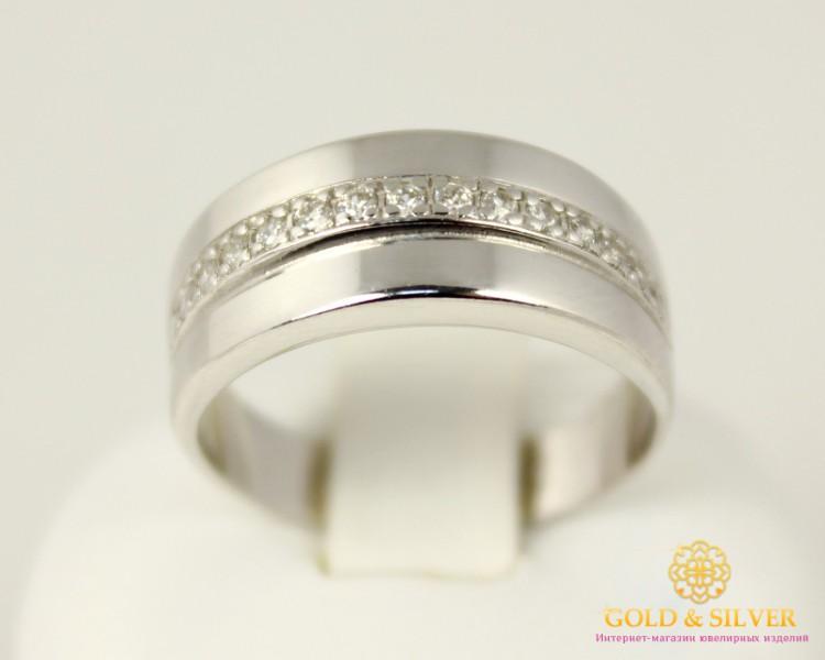 Кольца серебряные на серебряную свадьбу